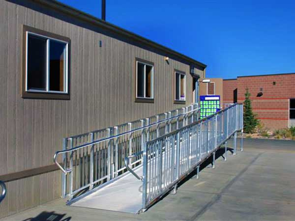 Titan Modular Wheelchair Ramp